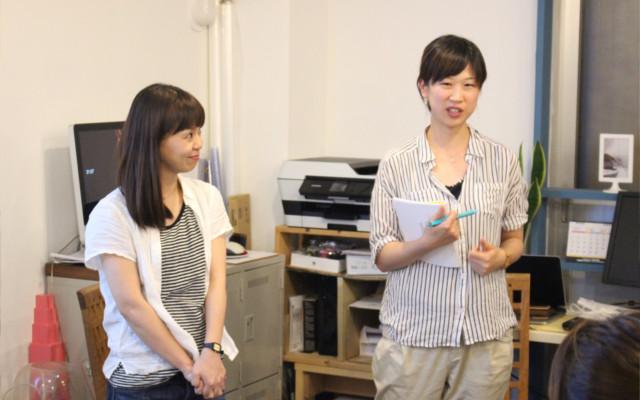 歌田さんと矢田さん